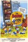 The Smurfs and the Magic Flute (1983) U.S. movie poster