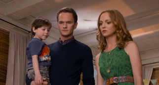 Neil Patrick Harris and Jayma Mays are back as the Winslow-Doyles, whose son Blue (Jacob Tremblay) is growing up so quickly.