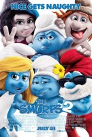 The Smurfs 2 (2013) movie poster
