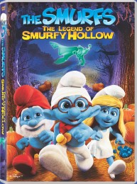 The Smurfs: The Legend of Smurfy Hollow DVD cover art -- click to buy from Amazon.com