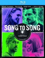 Song to Song Blu-ray Disc cover art -- click to buy from Amazon.com