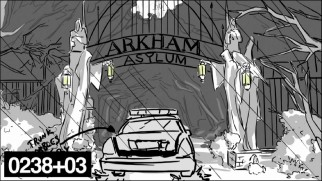 "DC Comics isn't closed to being done with Batman, as story reels in a sneak peek of ""Assault on Arkham"" illustrate."