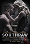 Southpaw (2015) movie poster