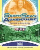 South Seas Adventure: Deluxe Combo Blu-ray + DVD Edition cover art -- click to buy from Amazon.com