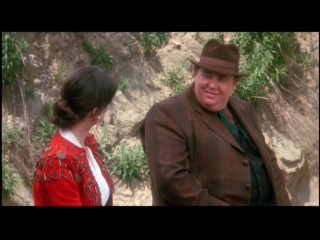 "A touching clip from one of John Candy's lesser films in ""John Candy: Comic Spirit."""