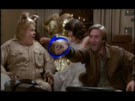 Six Film Flubs shorts expose goofs like Captain Lone Starr's miraculously reappearing Schwartz ring.