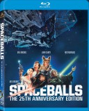 Spaceballs: The 25th Anniversary Edition Blu-ray Disc cover art -- click to buy from Amazon.com