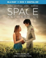 The Space Between Us: Blu-ray + DVD + Digital HD cover art