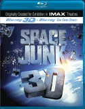 Space Junk 3D: Blu-ray 3D/2D cover art -- click to buy from Amazon.com