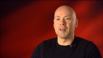 """Spartacus"" creator/writer/executive producer Steven DeKnight talks ""Gods of the Arena"" in this promotional Starz featurette."