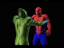 Green Goblin and Spidey jerk it out in this hidden CGI blooper reel.