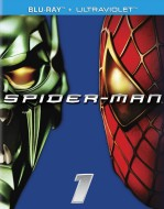 Spider-Man: Blu-ray + UltraViolet edition cover art -- click to buy from Amazon.com