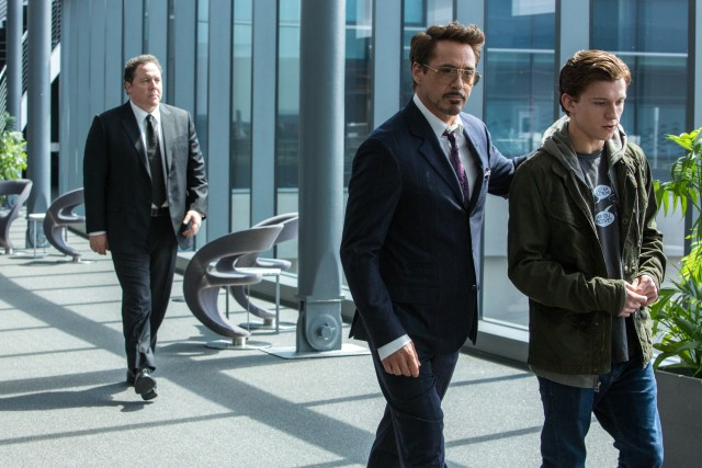 Tom Holland is the latest and youngest actor to portray Peter Parker and to boost this reboot's chances, he's got Tony Stark (Robert Downey Jr.) and Happy Hogan (Jon Favreau) on his side.