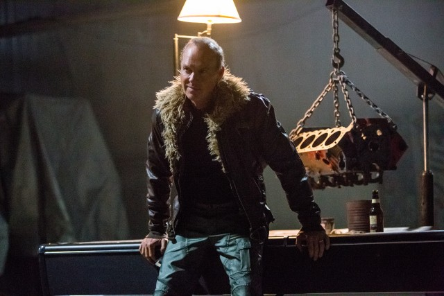 "Michael Keaton, the star of Tim Burton's ""Batman"" and the Oscar-winning ""Birdman"", returns to superhero fare as furry coated Adrian Toomes, a villain also known as the Vulture."