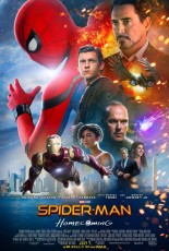 Spider-Man: Homecoming (2017) movie poster