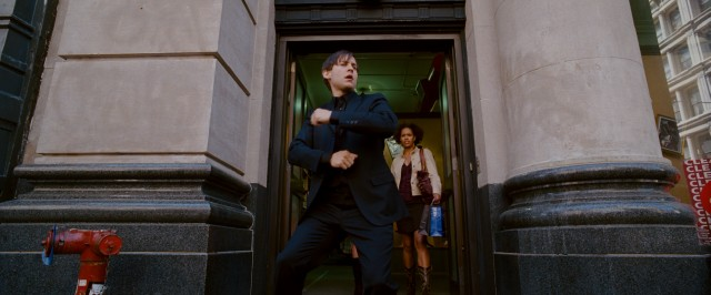 Love him or hate him, Emo Peter Parker has got to dance.