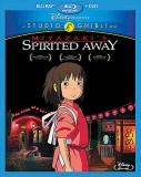 Spirited Away (Blu-ray + DVD) - June 16