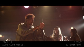 Al Pacino shows he can do more than just slow dance in this deleted scene.