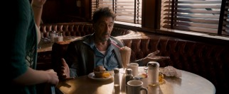 Believing his time on Earth limited, Val (Al Pacino) goes all out in ordering food at the 24-hour diner he keeps returning to.