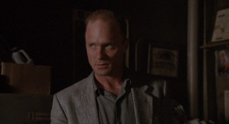 Ed Harris plays Frankie Flannery, the head of an Irish-American crime family.