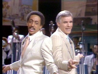 "Fresh off ""Pennies from Heaven"", Steve Martin holds his own singing and dancing alongside Gregory Hines."
