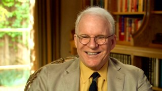 In a brand new 2012 interview spread throughout the set, Steve Martin reflects on his television work generally and specifically.
