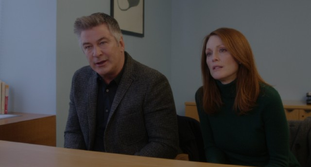 Alice Howland (Julianne Moore) and her husband John (Alec Baldwin) are blindsided by her stunning diagnosis.