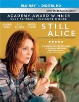 Still Alice: Blu-ray + Digital HD cover art -- click to buy from Amazon.com