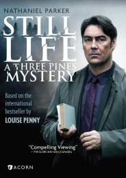 Still Life: A Three Pine Mysteries (2013) DVD cover art - click to buy from Amazon.com
