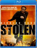 Stolen Blu-ray Disc cover art -- click to buy from Amazon.com