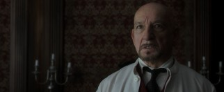 Asylum superintendent Silas Lamb (Ben Kingsley) does not consider madness curable.