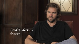 Director Brad Anderson talks about this movie among whose crew he is the only American.