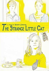 The Strange Little Cat (Das merkwürdige Kätzchen) U.S. DVD cover art - click to buy DVD from Amazon.com