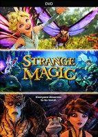 Strange Magic DVD cover art -- click to buy from Amazon.com