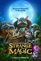 Strange Magic (2015) movie poster