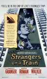 Strangers on a Train (1951) movie poster
