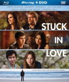 Stuck in Love: Blu-ray Disc + DVD combo pack cover art -- click to buy from Amazon.com