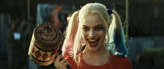 The vexing Harley Quinn (Margot Robbie) is designed to be a fan favorite.