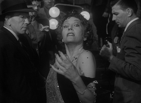 """All right, Mr. DeMille, I'm ready for my close-up,"" says Norma Desmond in the film's unforgettable closing line."