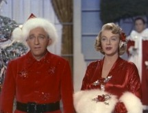 "Paramount made many movies in the '50s, some of them (like ""White Christmas"") in Technicolor."