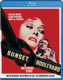 Sunset Boulevard Blu-ray Disc cover art -- click to buy from Amazon.com