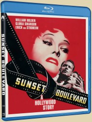 Sunset Boulevard Blu-ray cover art