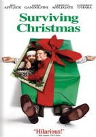 Surviving Christmas DVD cover art -- click for larger view and to buy from Amazon.com