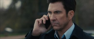 If Dylan McDermott makes a phone call and no one is there to care, does he really make a phone call?!