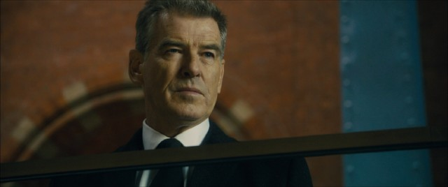 The name's Brosnan. Pierce Brosnan.