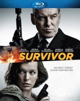 Survivor Blu-ray Disc cover art - click to buy from Amazon.com