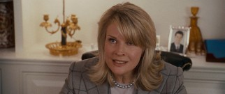 Back in 2002, New York City had a lady mayor who looked like Murphy Brown (Candice Bergen).