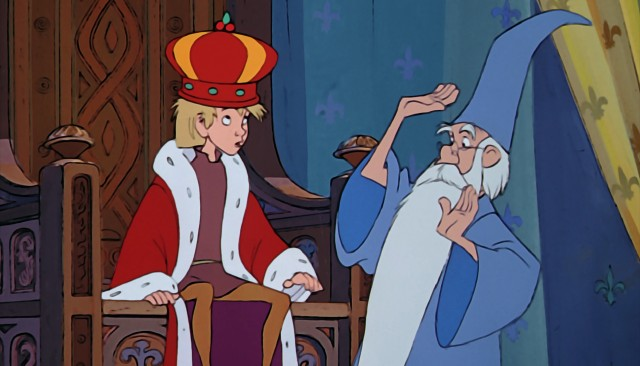 The Sword in the Stone Blu-ray Review (Blu-ray + DVD + Digital Copy)