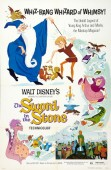 The Sword in the Stone (1963) movie poster