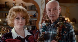 Ann-Margret and Alan Arkin play Scott's in-laws, who are kept in the dark about the Secret of Santa at the height of the North Pole's busy season.